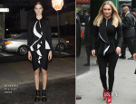 Hayden Panettiere In Givenchy - Good Morning America