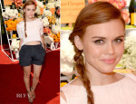 Holland Roden In Christian Cota - 2013 Veuve Clicquot Polo Classic