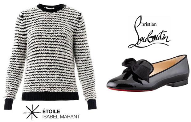 ISABEL MARANT ETOILE 'Canelia' sweater
