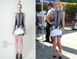 Julianne Hough In Bibhu Mohapatra - Extra