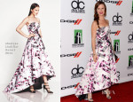 Juliette Lewis In Monique Lhuillier - 2013 Hollywood Film Awards