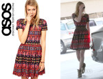 Kate Bosworth's ASOS Skater Dress