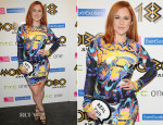 Katy B In Christopher Kane - 2013 MOBO Awards