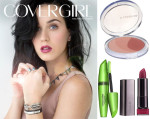 Katy Perry for CoverGirl