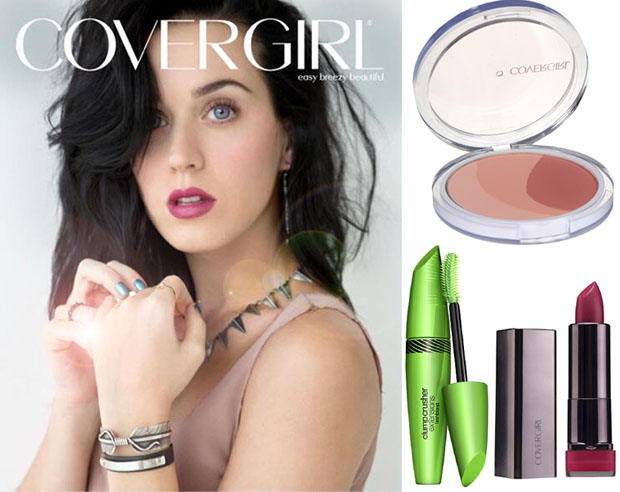Katy Perry CoverGirl 4