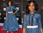Kerry Washington In Prada - 'Scandal' Season 3 Premiere