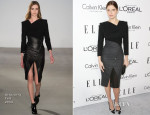 Lake Bell In Altuzarra - ELLE's 20th Annual Women In Hollywood Celebration