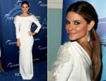 Maria Menounos In Marchesa - Oceana Partners Award Gala