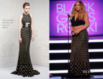 Mariah Carey In Alexander McQueen - BET Black Girls Rock! 2013