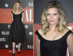 Michelle Pfeiffer In Dolce & Gabbana - 'The Family' Roissy-en-France Premiere