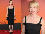 Michelle Williams In Louis Vuitton - 2013 Whitney Gala
