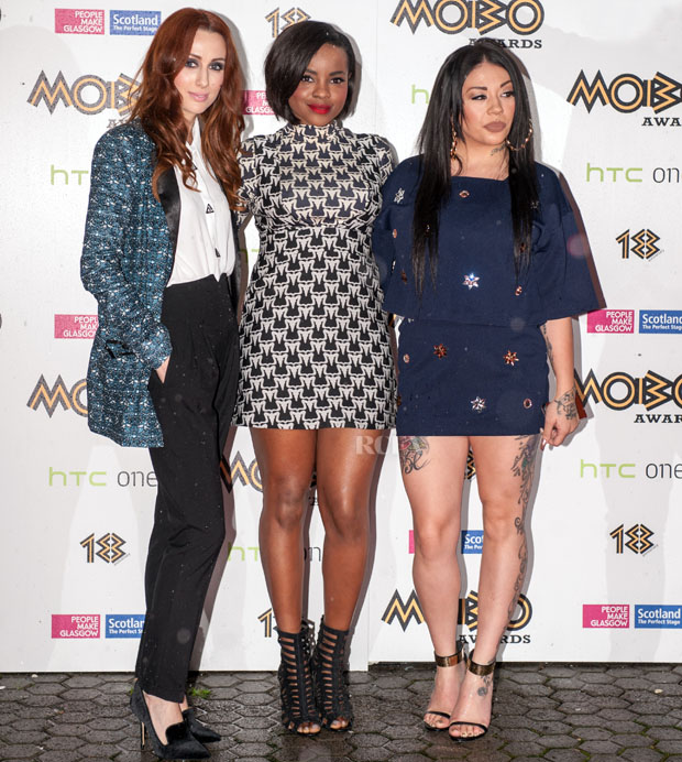 MOBO Awards 2013 - Red Carpet Arrivals