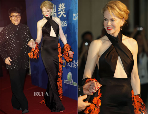 Nicole Kidman In Prada - 10th Huading Awards