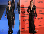 Nieves Alvarez In Elie Saab - Vanity Fair's 5th Anniversary Party