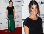 Nikki Reed In Guishem & Rae Francis - Unlikely Heroes' Recognizing Heroes Awards Dinner & Gala