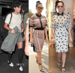 Katy Perry's London/Paris Street Style