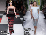PFW Spring 2014 Red Carpet Wish List