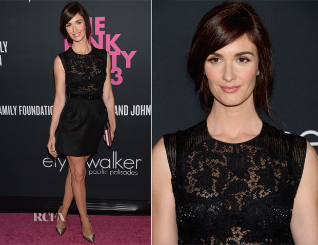 Paz Vega In Fitriani - Elyse Walker's Pink Party