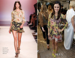 Rachel Bilson In Isabel Marant - CFDA/Vogue Fashion Fund Event