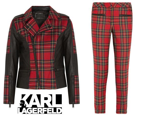 Rita Ora In Karl Lagerfeld