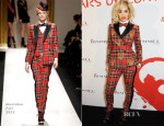Rita Ora In Moschino - Rimmel London: '180 Years Of Cool' Party