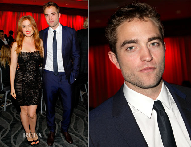 Robert Pattinson In Gucci - 2nd Annual Australians In Film Awards Gala