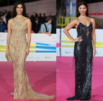 Roselyn Sanchez In Amen Couture - Fiction Fest 2013