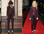 Saoirse Ronan In The Kooples - BFI London Film Festival Awards