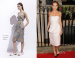 Sienna Miller In Carven - BFI Gala Dinner