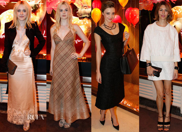 Sofia Coppola & Louis Vuitton Celebrate The New SC Bag Launch