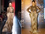 Sonam Kapoor In Jean Paul Gaultier Couture - GQ India 'Men of the Year' Awards