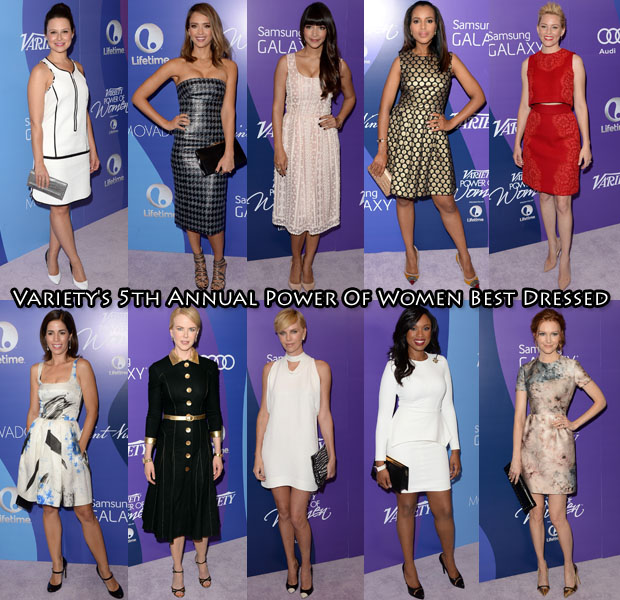 Variety's 5th Annual Power Of Women Best Dressed