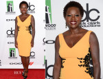 Viola Davis In Escada - 2013 Hollywood Film Awards