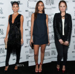 Who What Wear and Cadillac's 50 Most Fashionable Women of 2013 Red Carpet Roundup