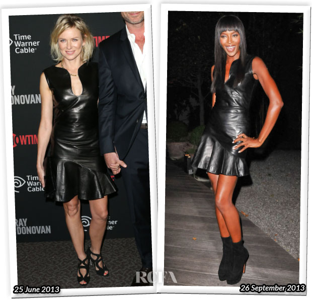 Who Wore Alexander McQueen Better Naomi Watts or Naomi Campbell
