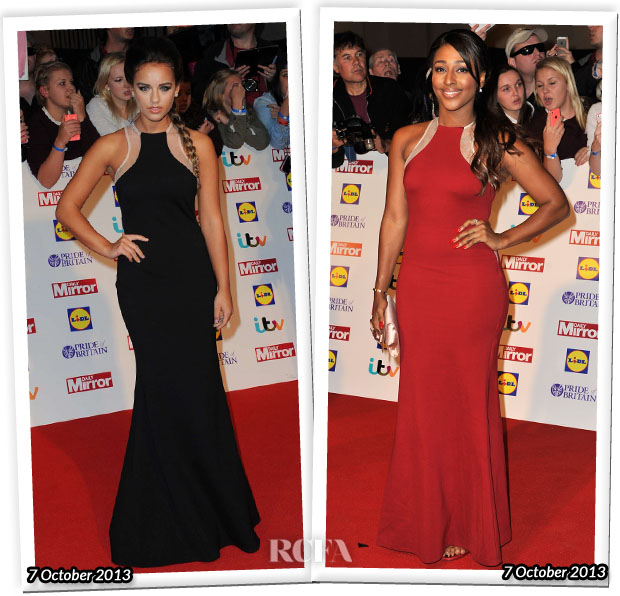 Who Wore Forever Unique Better Georgia May Foote or Alexandra Burke