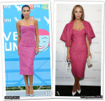 Who Wore Michael Kors Better...Naya Rivera or  Harley Viera-Newton?