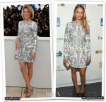Who Wore Valentino Better...Lea Seydoux or Charlotte Ronson?