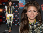Zendaya Coleman In Etro - Planet Hollywood