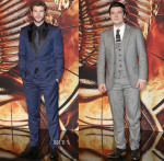 'The Hunger Games: Catching Fire' Berlin Premiere Menswear Roundup