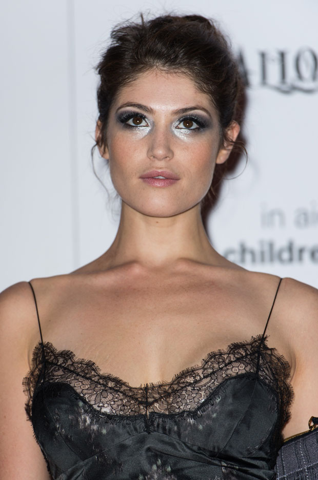 Gemma Arterton in Louis Vuitton