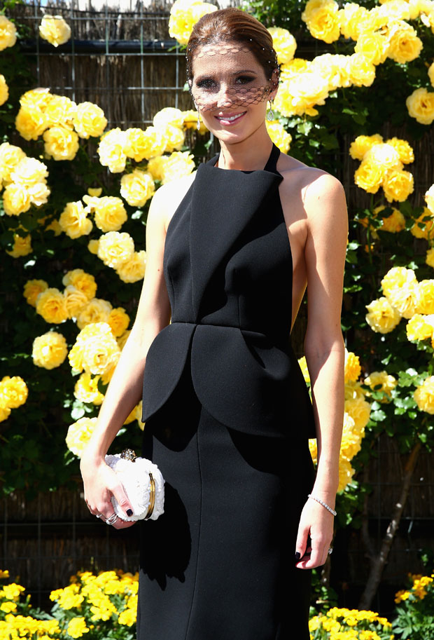 Kate Waterhouse in Balenciaga
