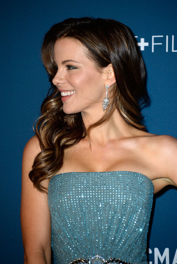 Kate Beckinsale in Gucci