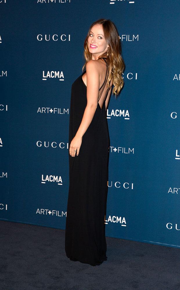 Olivia Wilde in Gucci