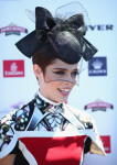 Coco Rocha in Peter Pilotto