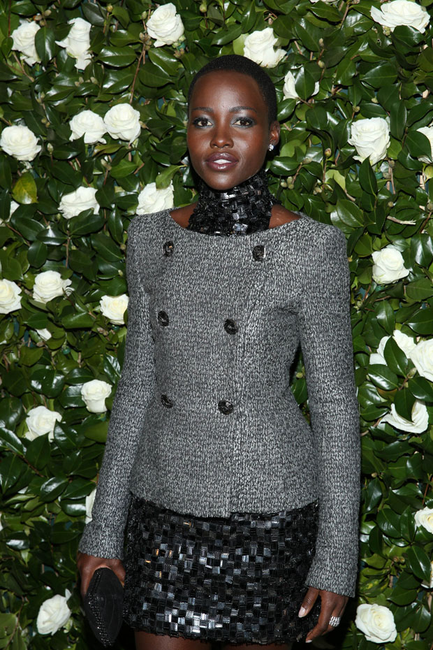Lupita Nyong'o in Chanel Couture