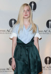 Elle Fanning in Carven