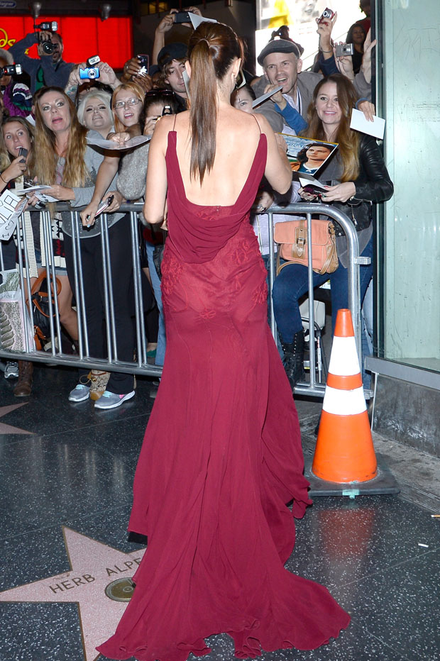 Juliette Lewis in Zac Posen