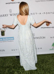 Drew Barrymore in Tory Burch