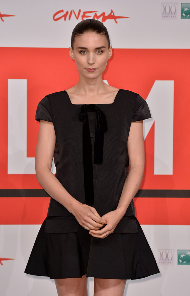 Rooney Mara in Louis Vuitton